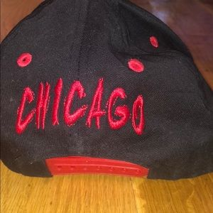 8468767eec6 Accessories - CHICAGO Cap Bulls Jordan Basketball SnapBack